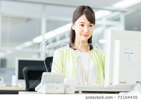 辦公室業務女人 73184430