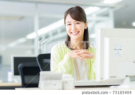 辦公室業務女人 73185404