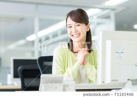 辦公室業務女人 73185406