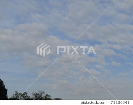 十二月藍天白雲 73186341