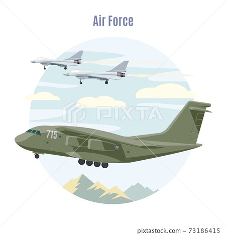 Military Aviation Concept 73186415