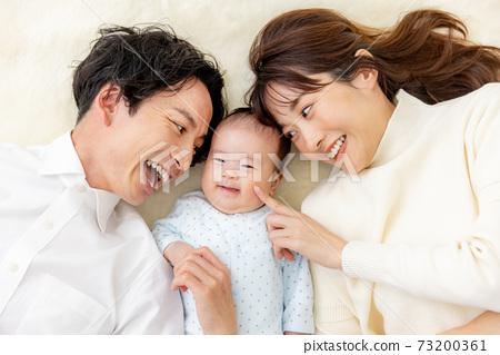 家庭寶貝可愛 73200361