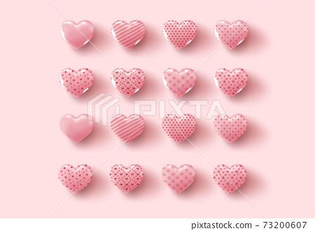 love and valentine 73200607