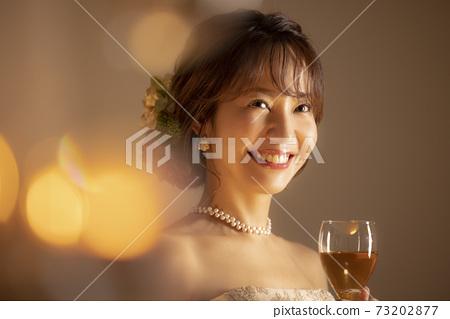 新娘形象 73202877