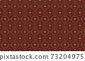 Embroidered ethnic seamless pattern. tribal motifs. Vector illustration. 73204975