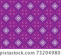 Embroidered ethnic seamless pattern. tribal motifs. Vector illustration. 73204980