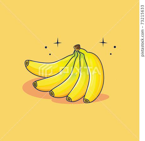 바나나, 후르츠, 과일 73215633