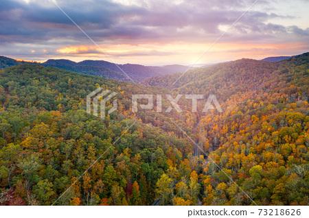 Pisgah National Forest, North Carolina, USA 73218626