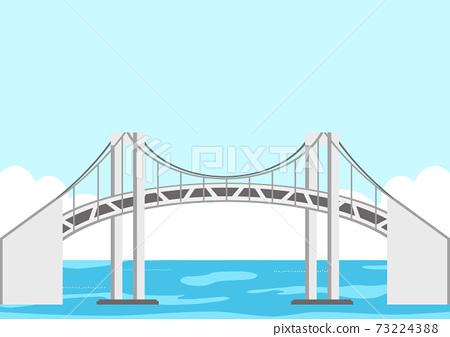 橋風光 73224388