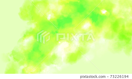 Image of green sprouting at the arrival of spring 73226194