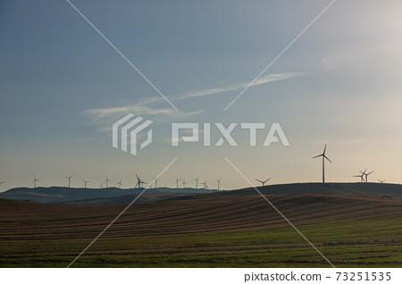 意大利南意大利風力發電 73251535