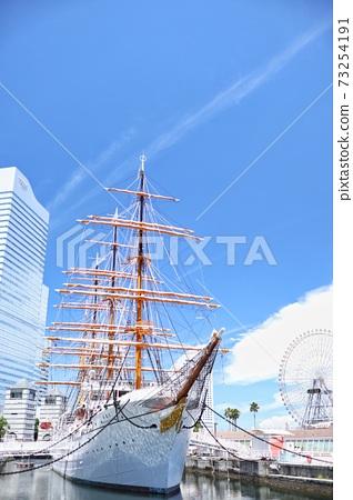 橫濱地標塔日本丸9 73254191