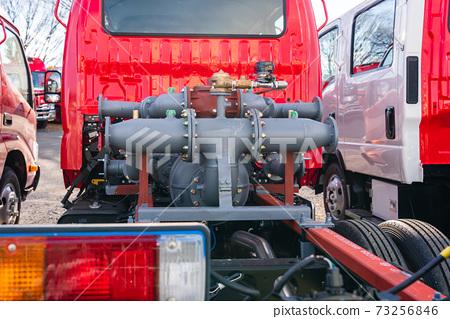 消防車底盤 73256846