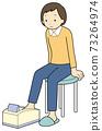Bone density test 73264974