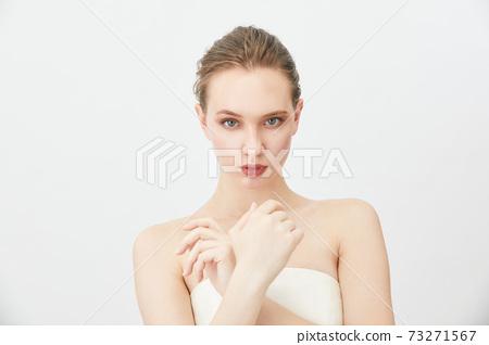 美女拍攝外國女性 73271567
