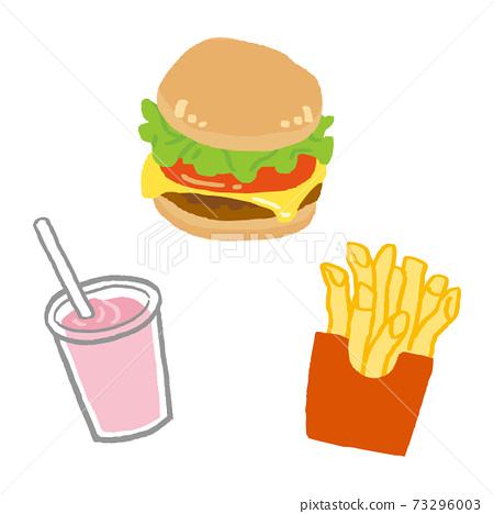 漢堡圖集 73296003