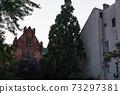 헝가리 부다페스트의 부다 성 지역의 교회 73297381