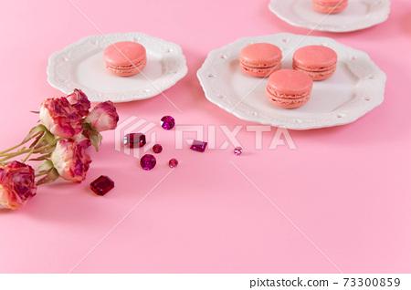 玫瑰,Macaron糖果和副本空間 73300859