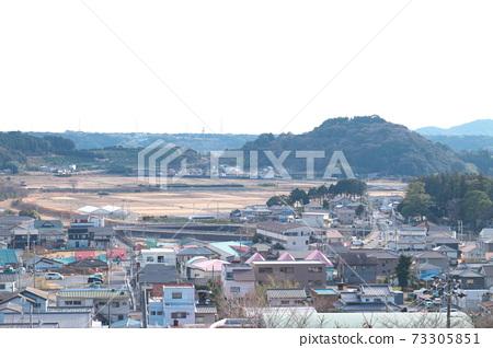 Inasa Town seen from Hamamatsu Shiroyama Park 73305851
