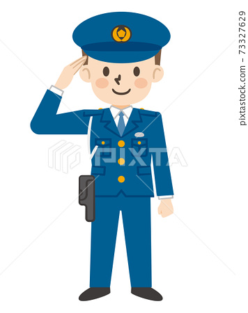 男警察向致敬 73327629