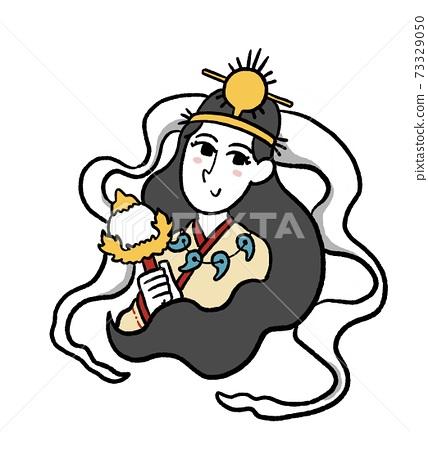 Amaterasu Okami的插圖 73329050