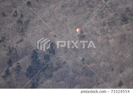 행글라이더 하늘의 한 산책 73329554