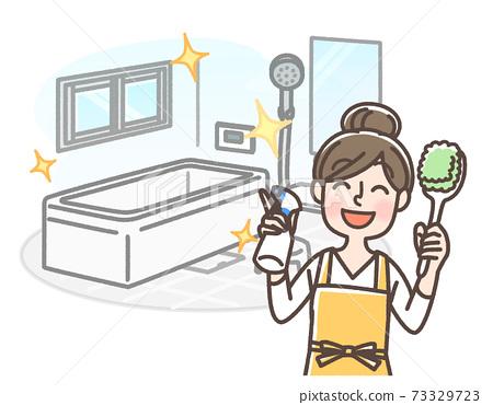 清潔浴 73329723