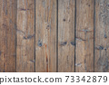 Old Brown Wooden Planks, Texture. Rustic Backdrop. 73342879