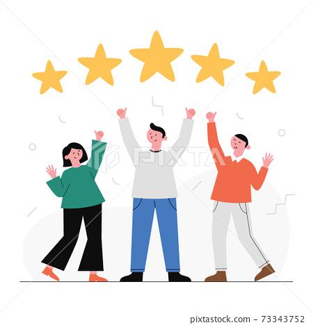 Customer Reviews, Feedback. 73343752