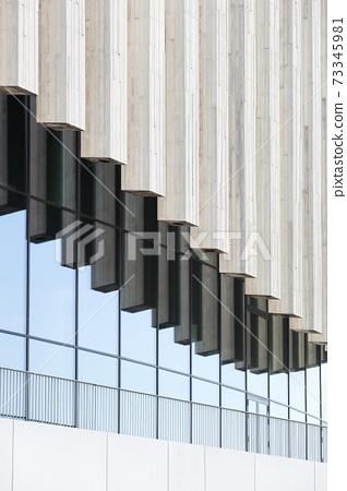 Details of the Royal arena in Copenhagen, Denmark 73345981