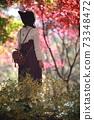 가을나들이,가을길 73348472