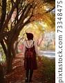 가을나들이,가을길 73348475