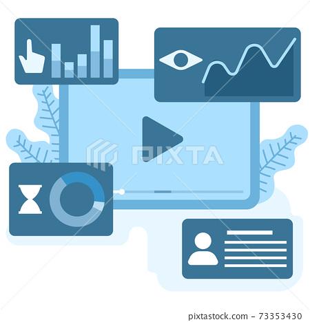 social media video analysis data 73353430