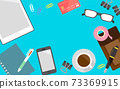 Thumbnails of stationery items needed for business 73369915