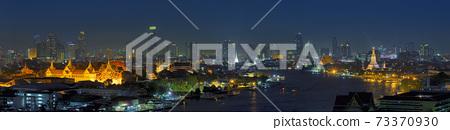 Panorama view of bangkok 73370930
