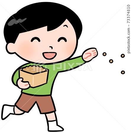男孩做豆maki 73374810