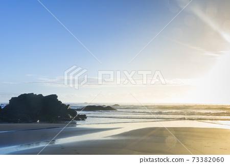 宜蘭外澳海灘日出 73382060