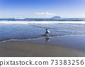 일란 해안 국가 풍경구의 파도 73383256