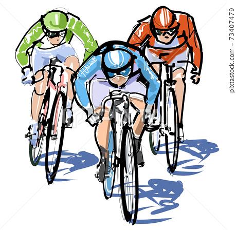 Bicycle Race-Bicycle Race 73407479
