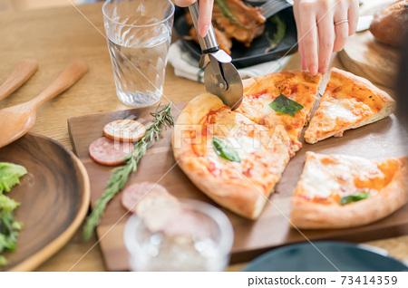 比薩派對 73414359
