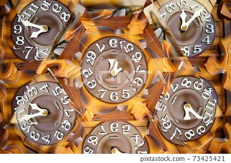 時鐘之謎,鴿子鐘,萬花筒2 73425421