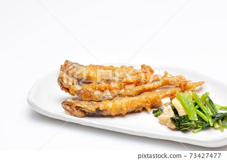 炸蝦shishamo 73427477