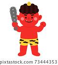 紅色惡魔和金條 73444353