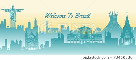 Brazil 04 73450330