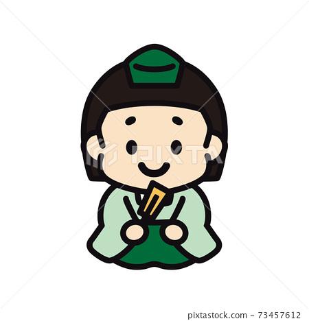 可愛的小娃娃 73457612