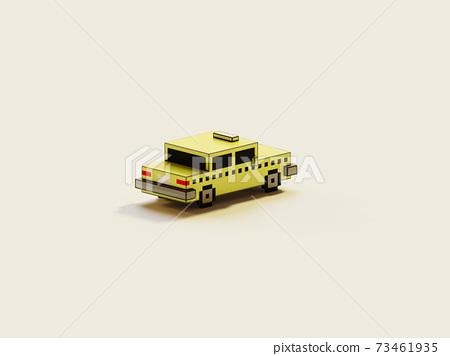 taxi, vehicle, automobile 73461935