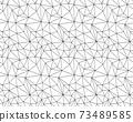 Seamless polygonal pattern background, creative design templates 73489585