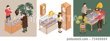 Pawn Shop Design Concept 73489884