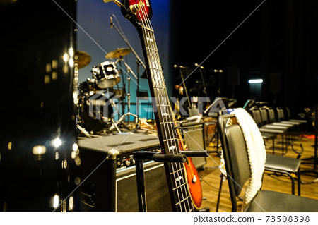 Big Band Jazz Orchestra Stage 73508398