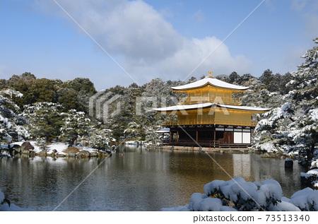 京都的冬景 73513340
